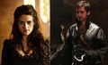 Hook and Morgana - au-crossover-couples fan art