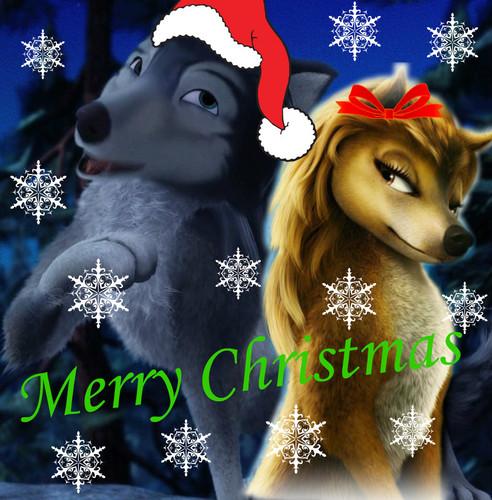 Humphrey and Kate Weihnachten