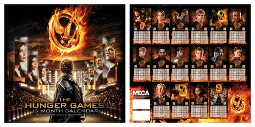 The Hunger Games Movie wallpaper titled Hunger Games calendar
