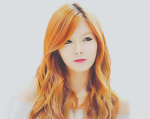 kpop 4ever wallpaper containing a portrait entitled Hyuna