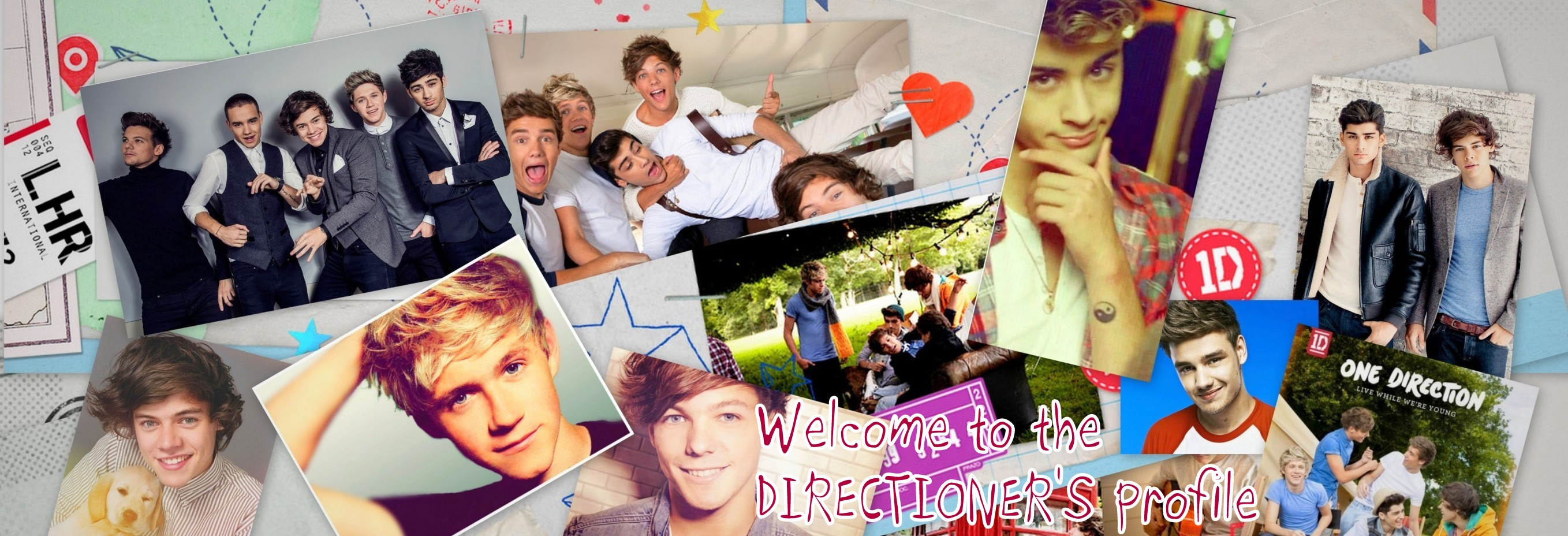 Created this 4 facebook cover one direction photo 33175794