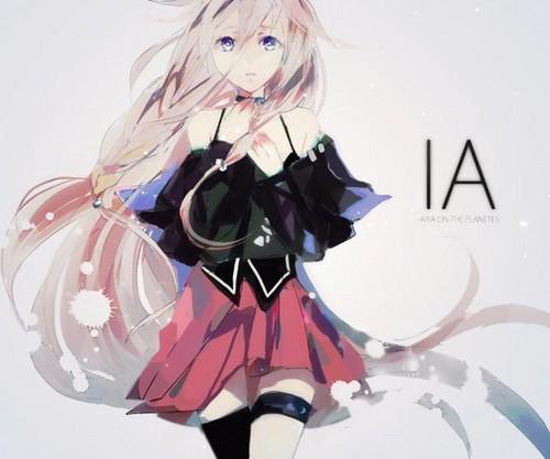 Vocaloids wallpaper titled IA