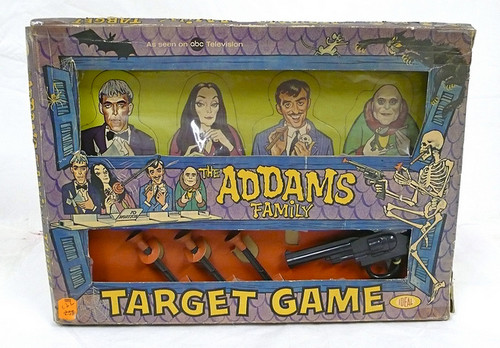 Ideal Target Game