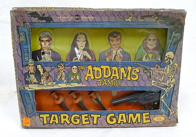 Ideal Target Game