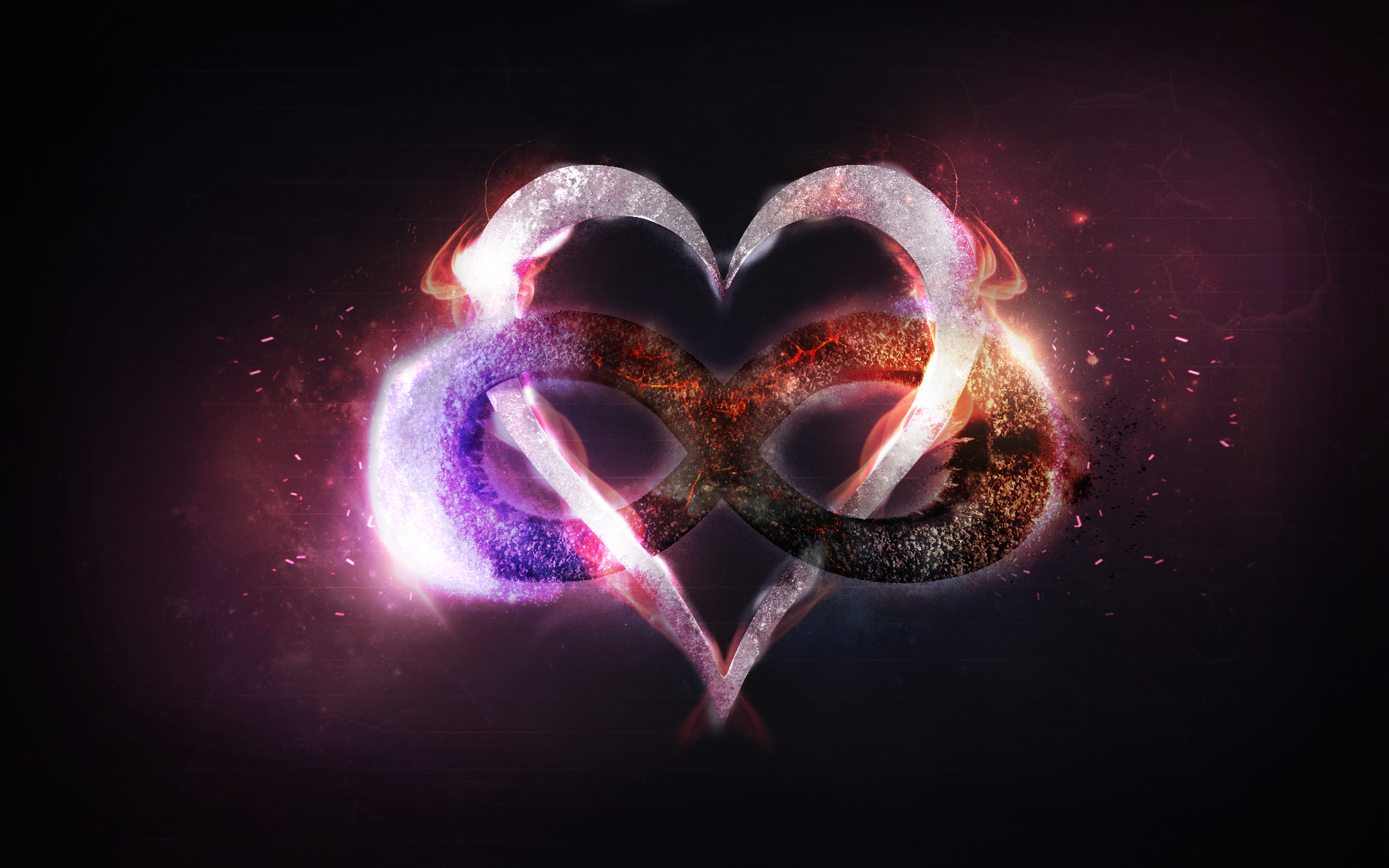 Infinitylove Wallpaper