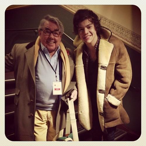 Instagram Harry Styles