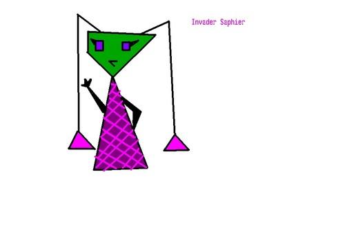 Invader Saphier