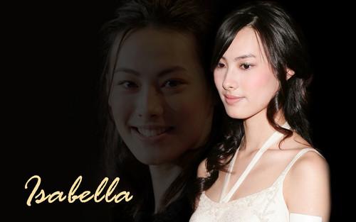 Isabella Leong দেওয়ালপত্র