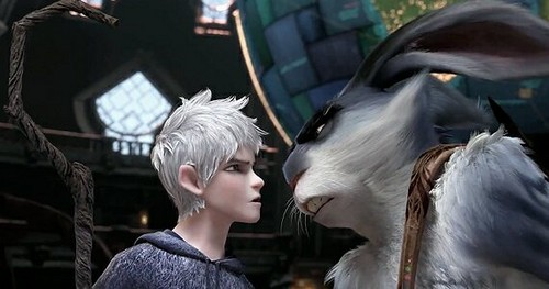 Jack Frost & Bunny