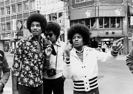 Jackson 5 On Tour In Япония Back In 1973