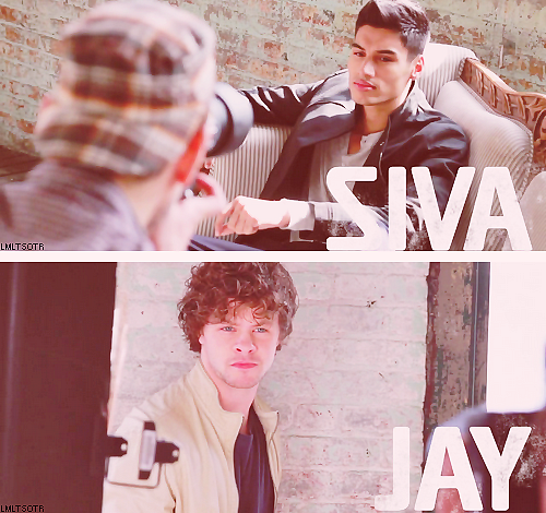 Jay and Siva