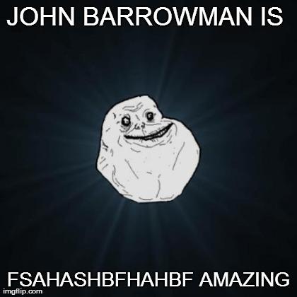 John Barrowman memes