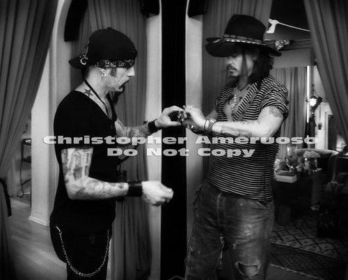 Johnny- Photoshoot 2012