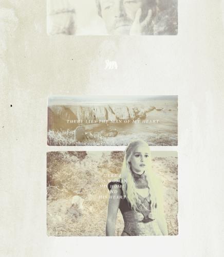 Jorah&Daenerys