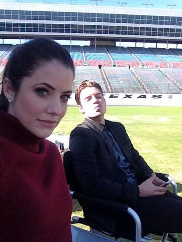 Josh & Julie Gonzalo