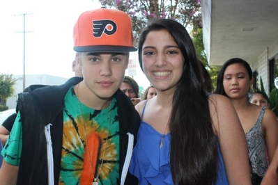 Justin With Фаны