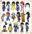 Katsura Alter Egos - snapes-family-and-friends photo
