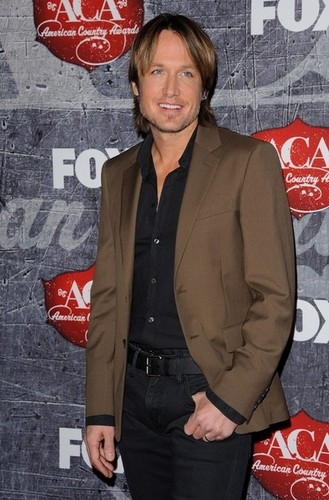 Keith at The 2012 American Country Awards