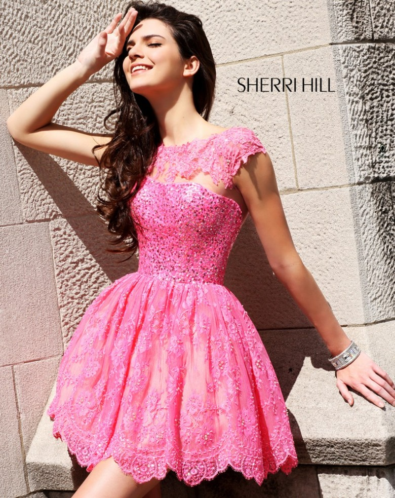 Kendall Jenner Images Kendall For Sherri Hill Hd Wallpaper And