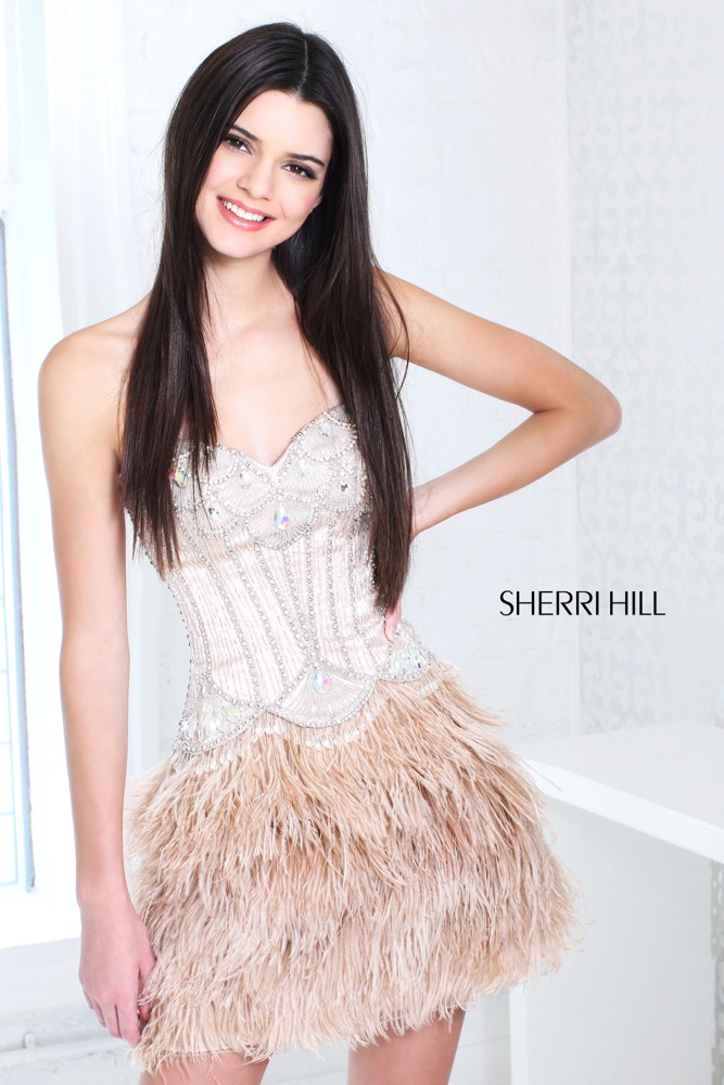 Kendall Jenner Sherri Hill