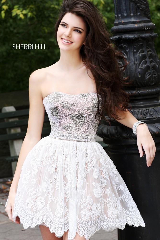 Kendall Jenner Sherri Hill Dresses