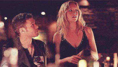 Klaus x Caroline