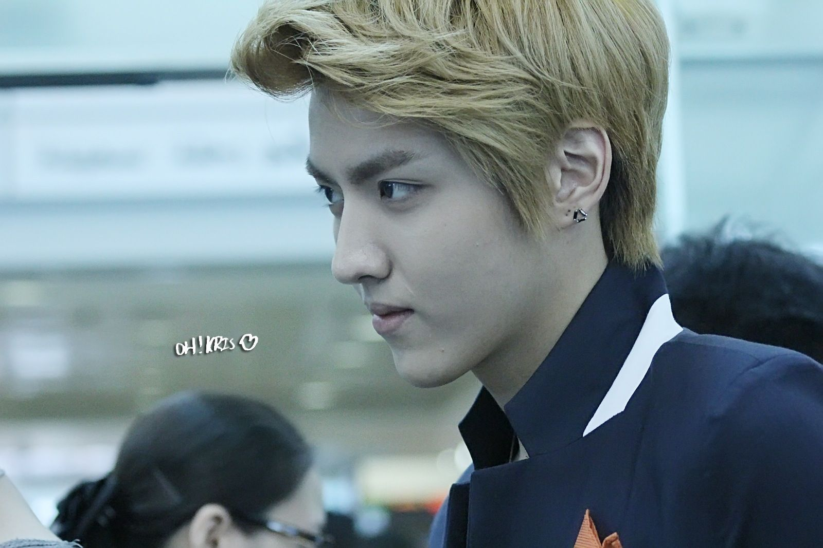 Kris Wallpaper♥ - EXO-M Photo (33193195) - Fanpop