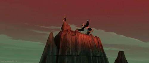 Random achtergrond called Kung Fu Panda <3