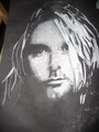 Kurt - nirvana fan art