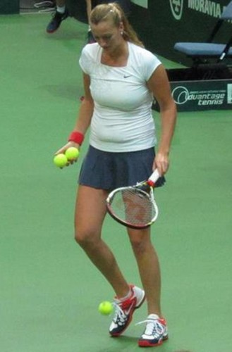 Kvitova breast 2012