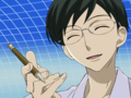 Kyoya Ootori - ouran-high-school-host-club photo