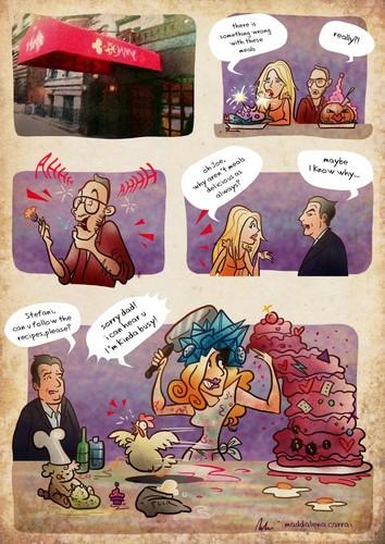 Lady GaGa comics