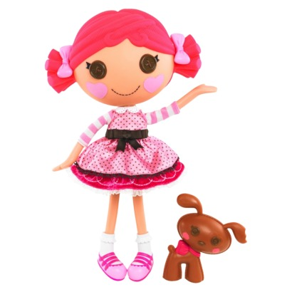 lalaloopsy Toffee cacao Cuddles