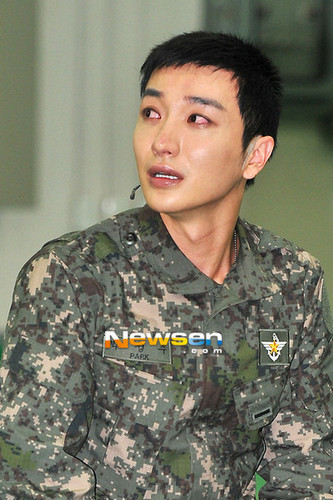 Leeteuk 'The Promise' Musical Practise
