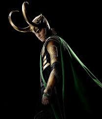 Loki in his hat