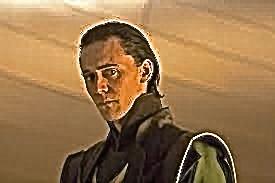 Loki painting