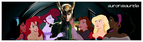 Loki's SO hot! - disney-crossover Photo