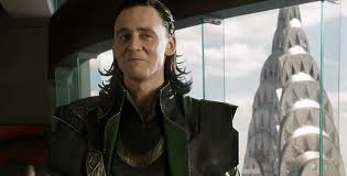 Loki's smile