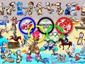 London 2012 mascots - the-olympics wallpaper