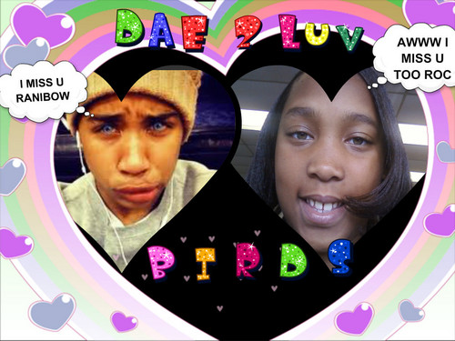ME AND ROC MISSING EACH OTHER
