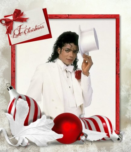 MERRY CHRISTMAS,MICHAEL!