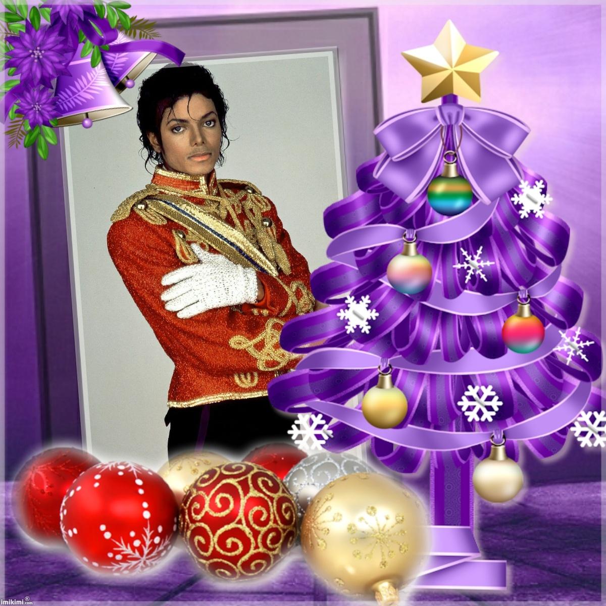 MERRY CHRISTMAS,MICHAEL!
