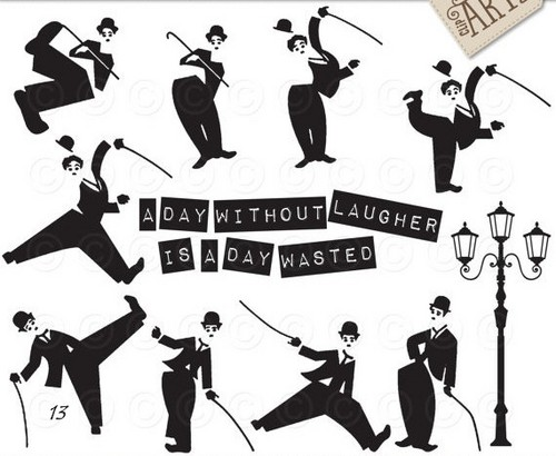 Charlie Chaplin wallpaper called MM
