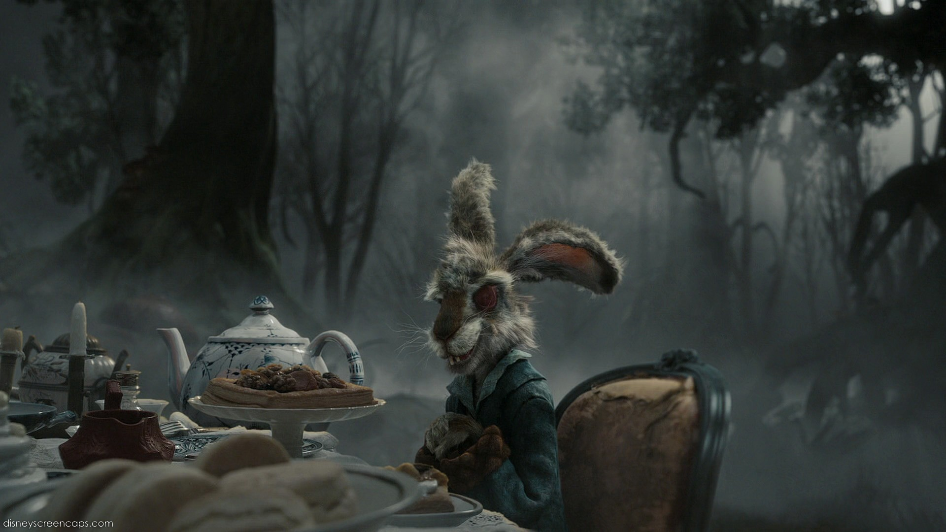 Mad march hare - March Hare Photo (33178921) - Fanpop
