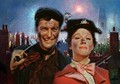 Mary Poppins and Bert on the Rooftops - mary-poppins photo