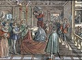 Mary Stuart's execution