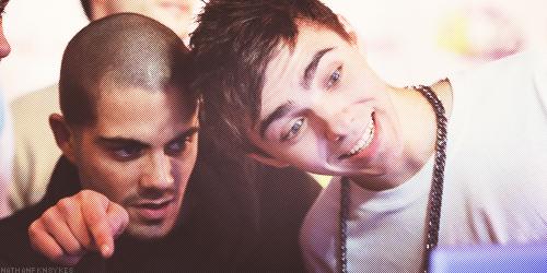 Max and Nathan