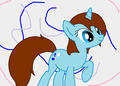 Me as a Pony (Unicorn) - my-little-pony-fim-fan-characters photo