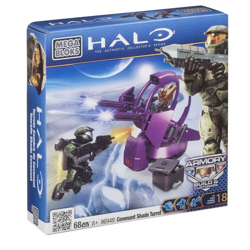 Halo wallpaper probably containing a videocassete and animê called Mega Bloks - Halo