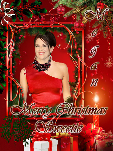 Megan Mullally - Merry Christmas Sweetie